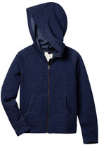 J.Crew Factory J. Crew Factory Fleece Full Zip Hoodie (Little Girls & Big Girls)