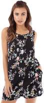 Only Womens Nova Playsuit Total Eclipse