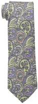 Etro Paisley Pattern Regular Width Silk Tie