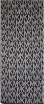 Michael Kors Women's Logo Knit Scarf