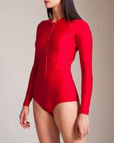 Saint Tropez Long Sleeve Swimsuit