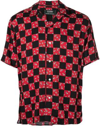 Opening Ceremony x Gitman Brothers check print shirt