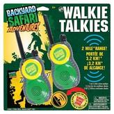 Backyard Safari Walkie Talkies