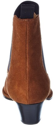 Sergio Rossi Carla Suede Ankle Boot