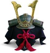 Lladro Samurai Helmet