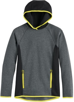 Boys 8-20 Urban Pipeline FLeece Mockneck Hoodie