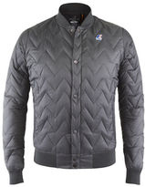 K-Way Louis Light Thermo Quilted Bomber Jacket