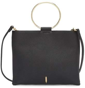THACKER Le Pouch Leather Shoulder Bag