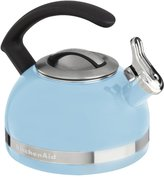 KitchenAid Kettle with C Handle and Trim Band - Cameo Blue - 2 QT