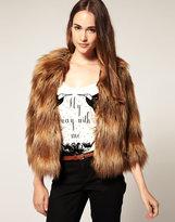 Long Fur Jacket