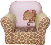 Carter's jungle jill chair slip cover