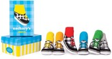 Trumpette Zachary's Sock Set - Pack of 6 (Baby Boys)