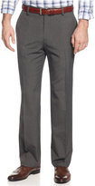 Kenneth Cole Reaction Slim-Fit Tic Weave Dress Pants