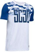 Under Armour Boys' SC30 Strike T-Shirt