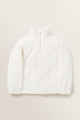 Seed Heritage Zip Sweater