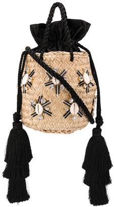 Le Nine Shell Bucket Bag