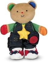 Melissa & Doug Infant 'Teddy Wear' Plush Toy