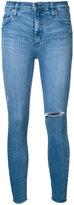 Nobody Denim - Cult Skinny Ankle Tonal - women - Cotton/Elastodiene/Polyester - 24