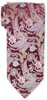 Altea Floral Paisley Silk Tie