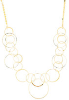 Lana Small Multi Circle Link Necklace in 14K Gold