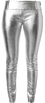 Acne 'Best Hip' Leather Trousers