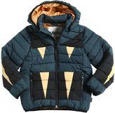 Molo Monster Ripstop Nylon Puffer Jacket