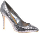 Dancer Glitter Pointed Court Shoe