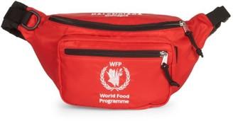 Balenciaga WFP Logo Belt Bag