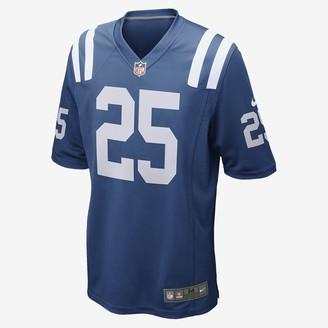 Nike Men's Game Football Jersey NFL Indianapolis Colts (Marlon Mack)