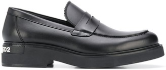 DSQUARED2 Penny Loafers