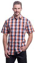 Lee Men's Weekend Classic-Fit Plaid Button-Down Shirt