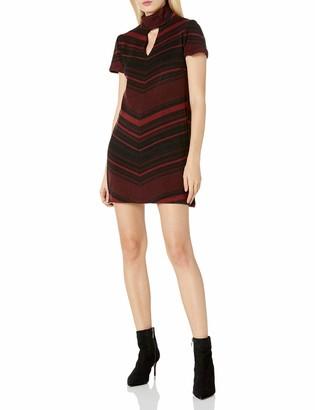 Amanda Uprichard Women's Zig Zag Dress
