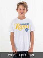 Junk Food Clothing Kids Boys Nfl La Rams Tee-elecw-m