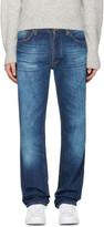 Nudie Jeans Indigo Loose Leif Jeans