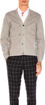 Thom Browne Trompe L'Oeil Sport Coat Cardigan