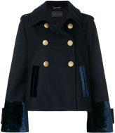 Alberta Ferretti sailor style jacket