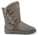 Australia Luxe Collective Renegade shearling-lined suede boots