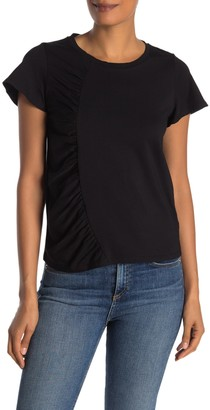 Rachel Roy Collection Amelie Ruche T-Shirt