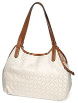 JCPenney 9 & Co.® Signature Jacquard Handbag