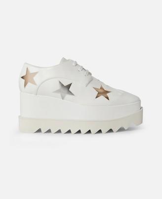 Stella McCartney white elyse shoes