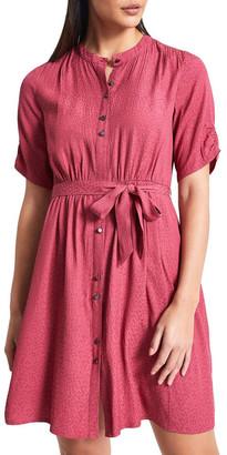 Marcs Soft Spot Jacquard Dress