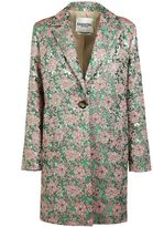 Essentiel Floral Print Coat