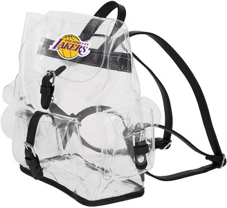 Northwest Company The Los Angeles Lakers Lucia Clear Backpack