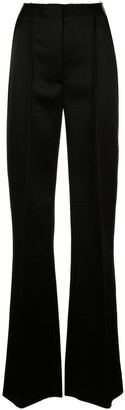 Carolina Herrera Wide-Leg Tailored Trousers