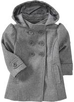 Old Navy Wool-Blend Empire Peacoats for Baby