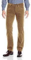 U.S. Polo Assn. Men's Slim Straight Corduroy 5 Pocket Jean