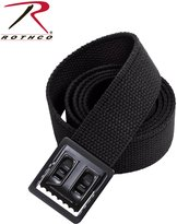 Rothco Military Web Belts w/ Open Face Buckle, Buckle