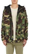 Rag & Bone MEN'S MILES CAMOUFLAGE COTTON-BLEND FIELD JACKET
