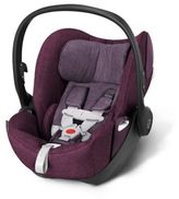Cybex Cloud Q Plus Infant Car Seat with Load Leg Base in Grape Juice Denim