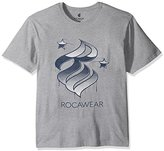 Rocawear Men's Rw Airbrush Short Sleeve Tee